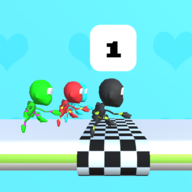 run racing fun 3d